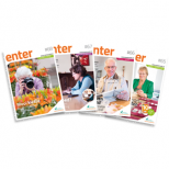 Gratis Magazine Enter