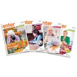 Gratis Magazine Enter