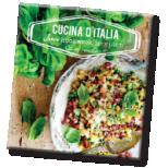 Gratis Kookboek Cucina d'Italia