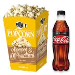 Gratis Popcorn & Frisdrank bij Pathé